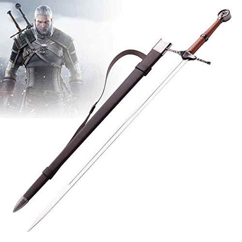 CAMELOT The Witcher 3 – Replica Spada d'Acciaio Geralt di Rivia - Special Edition