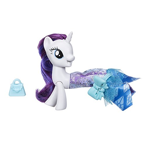 My Little Pony The Movie Rarity Land & Sea Fashion Styles