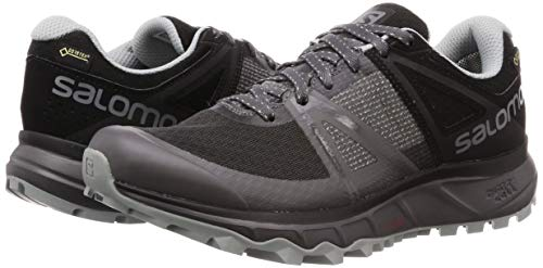 41rMUNIqVIL - Salomon Men's Trailster GTX Trail Running Shoes