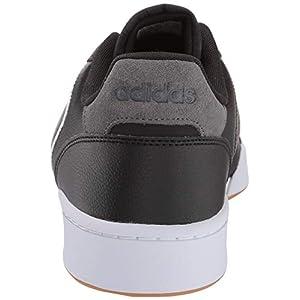 adidas Men's Roguera Cross Trainer, Black/Black/White, 10