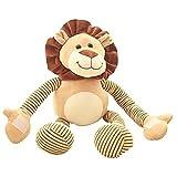 Entplg Muñeca Llena Juguete de Peluche pequeño Lion Niño Patty Toy Día de los niños Regalo de cumpleaños 45 cm
