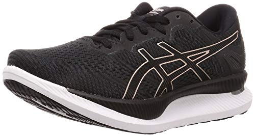 ASICS Womens 1012A699-001_40 Running Shoes, Black
