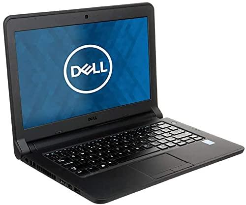 Dell E3340 13,3 Zoll HD Laptop Intel Core i5 4200U, 8 GB RAM, 256 GB SSD Festplatte, Windows 10 Pro (Renewed)