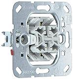 Gira 015500 - Interruptor basculante empotrable
