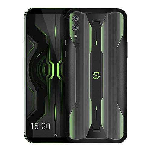 Black Shark 2 Pro 12GB + 256GB Negro - Dual SIM, 6.39 Inch AMOLED, Snapdragon 855 Plus, Adreno 640 GPU, Liquid Cooling 3.0, Dual Cámara Trasera 48MP + 12MP + Flash, y Frontal 20MP - Versión Española