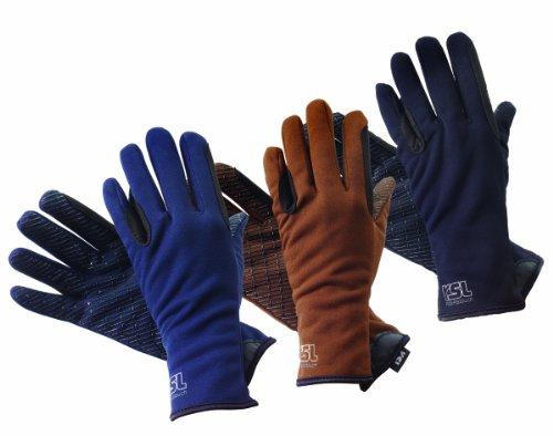 RSL Handschuhe RSL Damen All Rounder Reithandschuhe schwarz S (7)