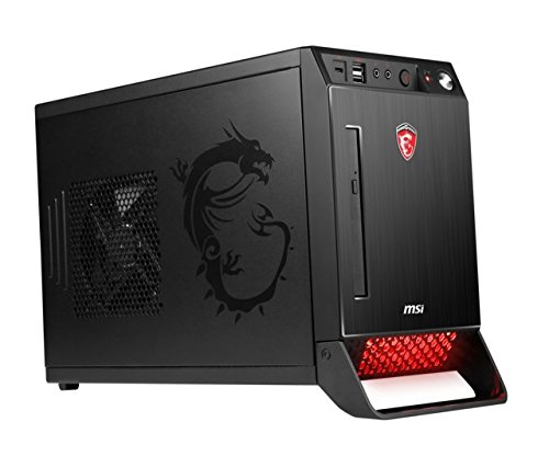 MSI Nightblade X2B-092EU-B7670096048G1T0DS10MH 9S6-B10611-092 Desktop-PC (Intel Core i7 6700, 8GB RAM, 1TB HDD, NVIDIA GeForce GTX 960, Win 10 Home)