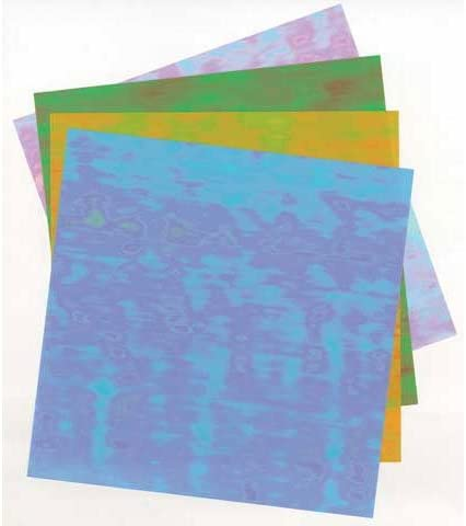 Aitoh - unisex Max 90% OFF Opalescent Origami Crinkled Paper Small-