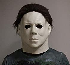 TANGGOOO Brand Factory Deluxe Decoration Box Gift Realistic Party Dress Latex Halloween Party Mask Rubber Michael Myers Mask Holiday Must Haves The Favourite Toys