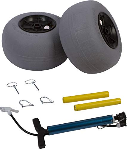 Suspenz 22-2219 Beach Wheels Conversion Kit for 19mm Axel