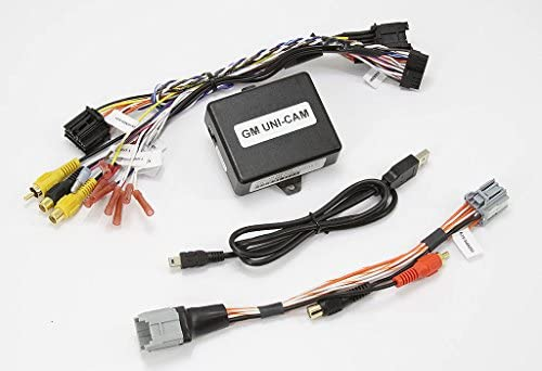 GM UNI CAM 8 Screen Back up Camera Interface NAV TV product image