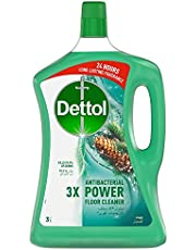 Dettol Pine Antibacterial Power Floor Cleaner 3L