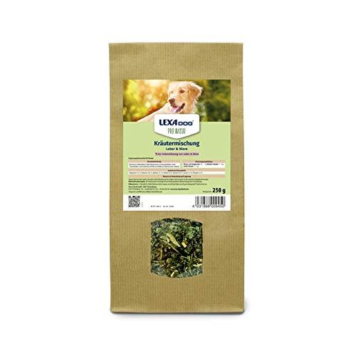 Lexa Dog® Kräutermischung Leber & Niere 250 g