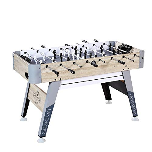 Lancaster Gaming Vogue 54' Arcade Style Foosball Soccer Table w/ Beaded Scoring