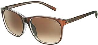 نظارة شمسية للنساء من اسبريت - اللون البني موديل ET17856/535، مقاس 55-16-130 ملم