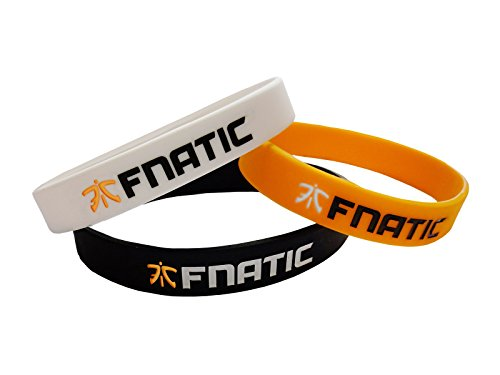 Fnatic Gummy Wristbands