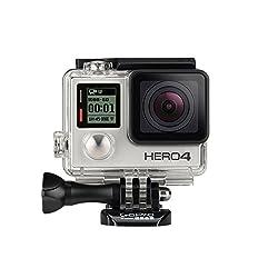 Einsteiger Actioncam GoPro Hero4 Silver