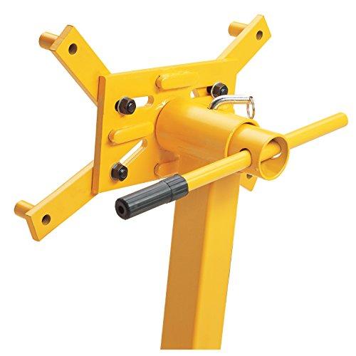 Performance Tool W41025 Rotating Vehicle Engine Block Stand, 1/2 Ton (1,000 lbs) Capacity