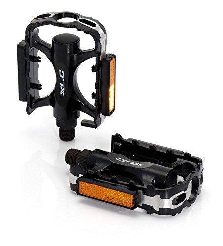 XLC Alum MTB Pedals, 9/16'