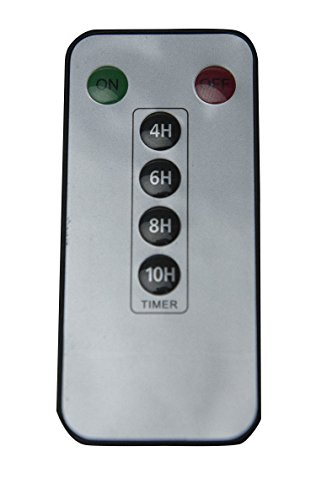 1 best mystique flameless candle remote control for 2021