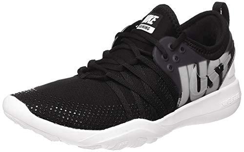 Nike Damen Free Trainer 7 Premium Laufschuhe, Schwarz, 39 EU