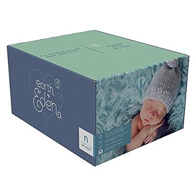 Earth + Eden Baby Diapers, Newborn, 108 Count
