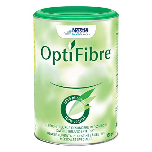 OptiFibre Pulver von Nestlé Health Science, 100% Pflanzlich (1 x 250g)