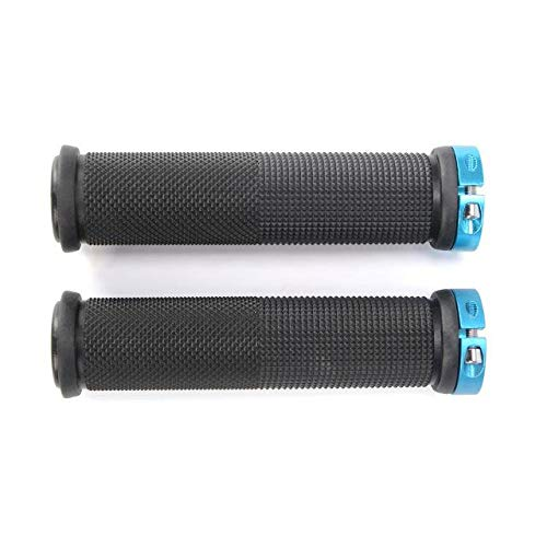 JKC Bicycle Handlebar Cover Grips Rubber Soft Anti-Skid Cycling Bike Grips MTB Mountain Road Bike Lock on Handle End Grips