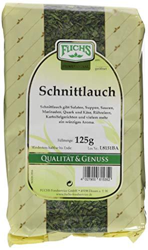 Fuchs Schnittlauch, 3er Pack (3 x 125 g)