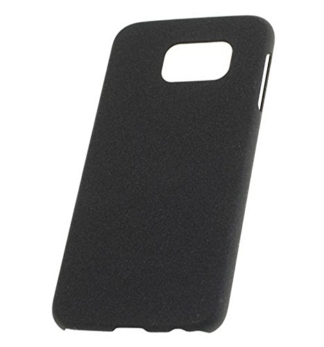 iMoBi Ultra Slim Backcover Farbe: Sand Schwarz Skin Case für Samsung Galaxy S6 SM-G920 Tasche Hülle Protector Schutzhülle