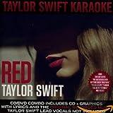 Swift,Taylor: Red (Karaoke Edition) (Audio CD)