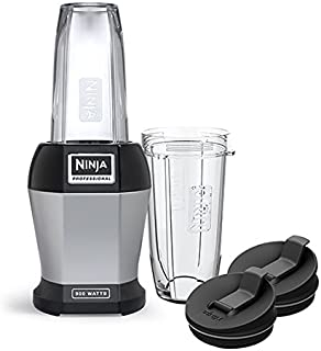 Nutri Ninja BL450ANZMN Nutrient Extractor, Black and Chrome
