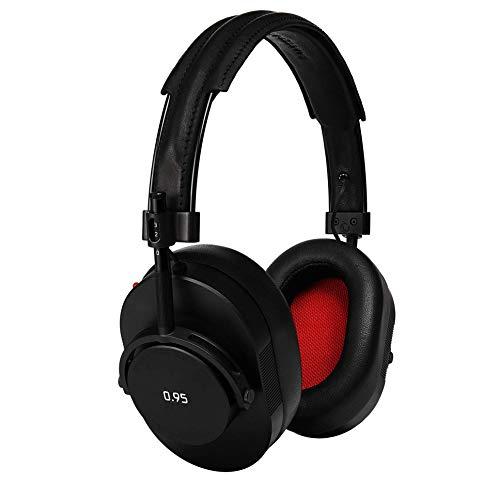 Master and Dynamic MH40 - Auricular Over-Ear, Leica Negro, Talla Única