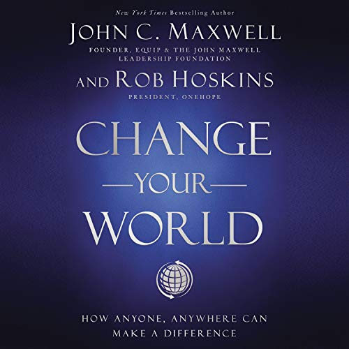 Change Your World cover art