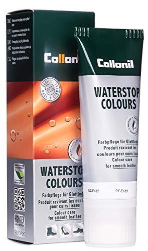 Collonil Waterstop Colours Schuhcreme ocean, 75 ml
