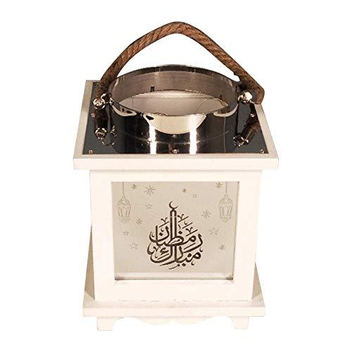 EID Crafts Nachtlicht, 3D Holzmondstern LED-Leuchten Deko, Ramadan Mubarak Lampe Dekorationen, Home Party Schlafzimmer Eid Ornamente Geschenk für Muslime, Ramadan Geschenk, islamische Wandtischdekor