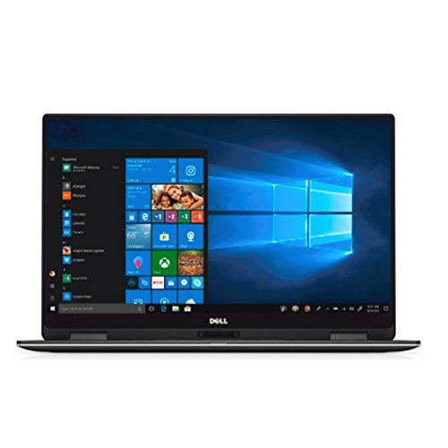 Dell XPS 13 9365 13.3' 2 in 1 Laptop FHD Touchscreen 7th Gen Intel Core i7-7Y75, 8GB RAM, 256GB SSD, Windows 10 Home