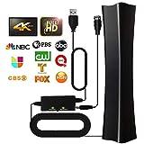 Best Indoor Antennas - TV Antenna, Indoor Digital Amplified HD TV Antenna Review