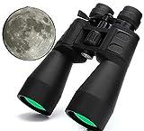 MAQRLT 10-380X100 High Magnification Long Range Zoom 10-60 Times Hunting Telescope Binoculars HD Professiona