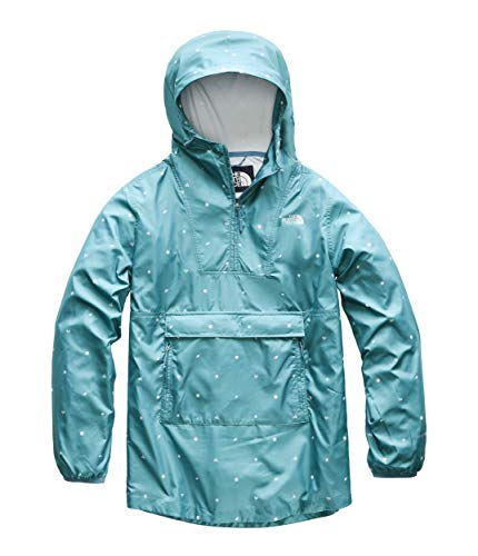 The North Face Women's Printed Fanorak, Storm Blue Outdoor Print, Size L