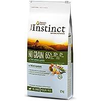 True Instinct No Grain Medium-Maxi Pienso para Perro Junior con Salmón - 12 kg