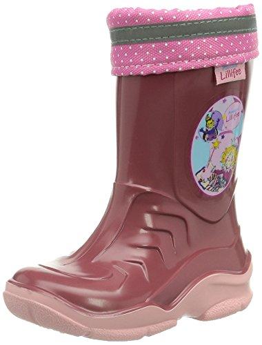 Prinzessin Lillifee Mädchen 120111 Gummistiefel, Pink (Fuchsia/rosa), 23 EU (6.5 Kinder UK)