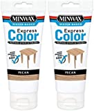 Minwax 308024444 Express Color Wiping Stain and Finish, Pecan 2 Pack