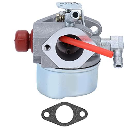 BIKING Carburador para cortacésped, Kit de Juntas de carburador Apto para Patio 6 6.25 6.5 6.75HP