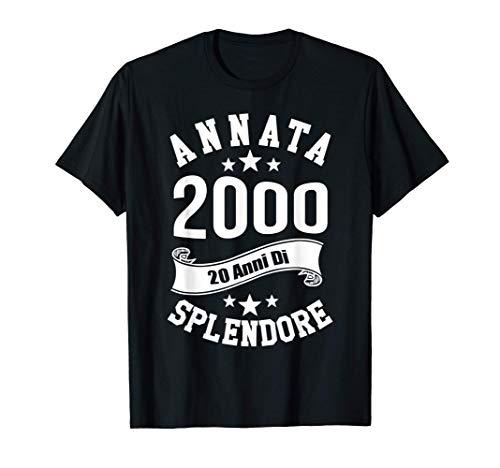 Annata 2000, 20 Anni Di Splendore Maglietta