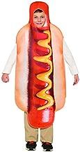 Forum Novelties Kid's Sublimation Hot Dog Costume, Large