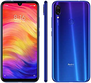 Xiaomi Redmi Note 7, 64GB/4GB RAM, 6.30'' FHD+, Snapdragon 660, Azul - Version Global Desbloqueado