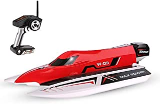 Goolsky WLtoys WL915 RC Boat 2.4Ghz 2CH Brushless High Speed RC F1 Racing Boat