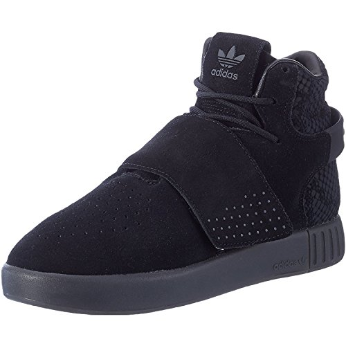 adidas Originals Tubular Invader Strap C Negro Cuero 31 EU