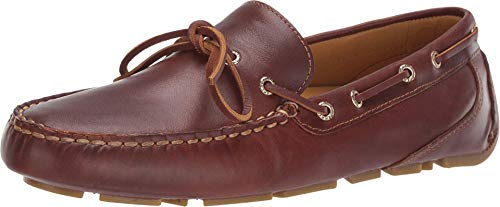 Sperry Men's Gold Harpswell 1 Eye Asv Driving Style Loafer, Tan, 10 Wide